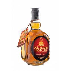 Golden valley Serbian Slivovitz 12 Years old